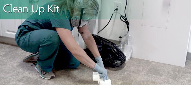 Master Aldehyde Clean-Up Kit