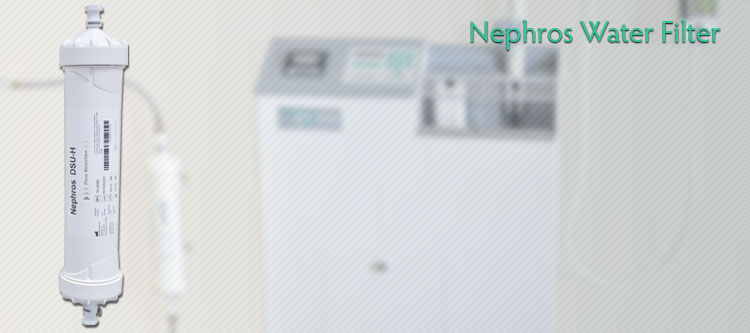 Nephros Water Filter