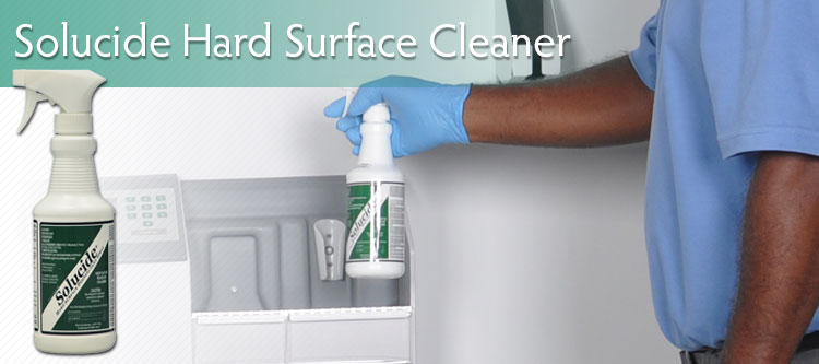 Solucide<sup>®</sup> Hard Surface Cleaner