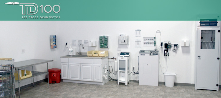 TD 100 Automated TEE Probe Disinfector