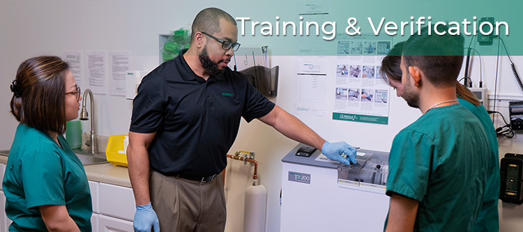 Training and Verification