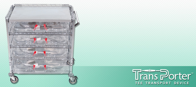 TransPorter Mobile Cart for TPorter