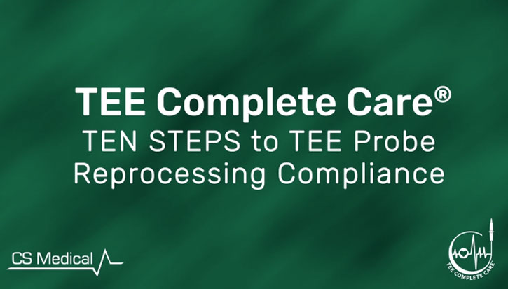 TEE Complete Care - Ten Steps Video