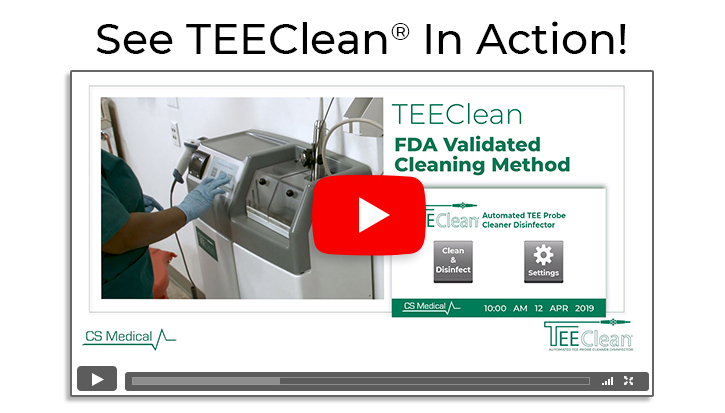TEEClean promotional video