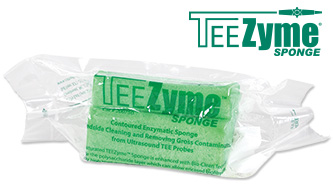 TEEZyme - TEE Probe Enzymatic Sponge