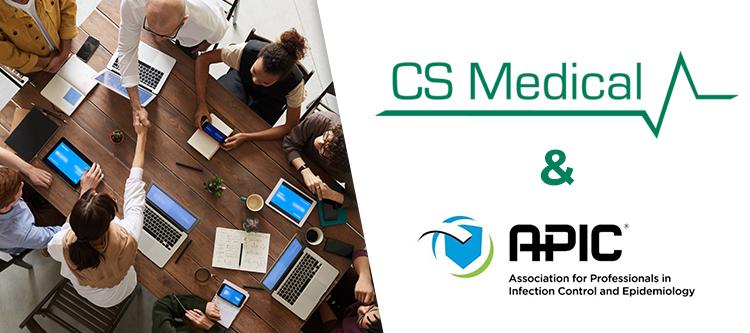 CS Medical LLC Announces Strategic Partnership with APIC
