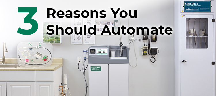 3 Reasons You Should Automate