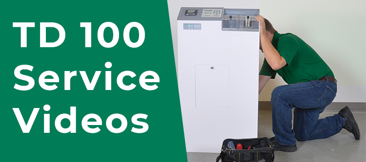 TD 100 Service Videos