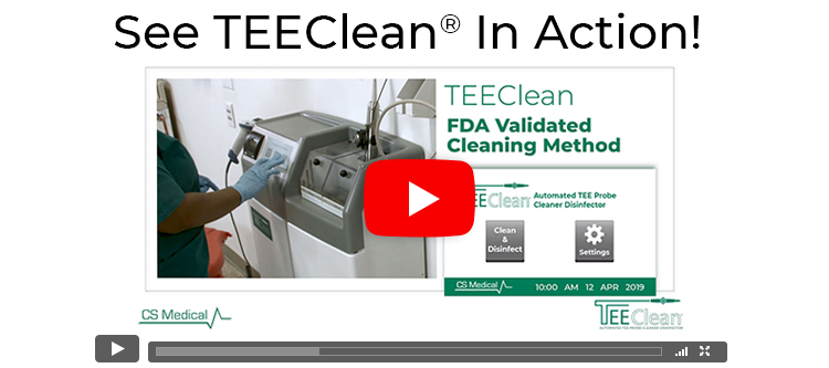 TEEClean® Video Announcement