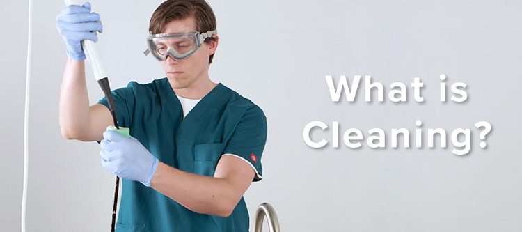 What is Cleaning?