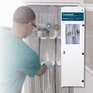 CleanShield Probe Storage Solutions