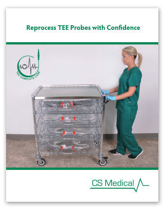 Reprocess TEE Probes With Confidence